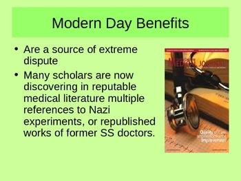 Josef Mengele/nazi science