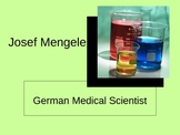 Josef Mengele/nazi science