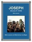 Joseph Bible Lesson  (Genesis 37, 39-50) (NKJV) No Prep w/TAK