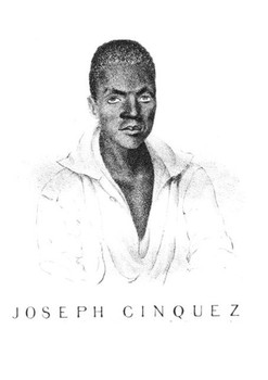 Joseph Cinqué Amistad Slave Story Word Search