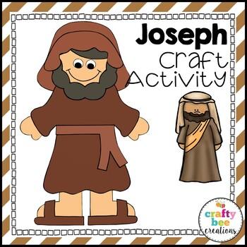 Joseph Cut and Paste