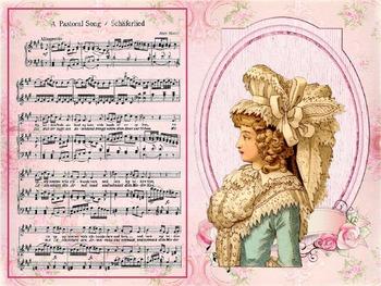 Joseph Haydn Pastoral song