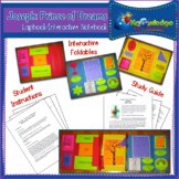 Joseph, Prince of Dreams Lapbook / Interactive Notebook