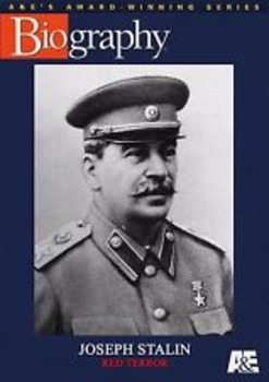 Joseph Stalin Red Terror A & E Biography Questions Only