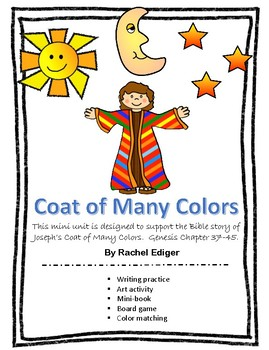 photograph relating to Joseph Coat of Many Colors Printable called Josephs Coat Worksheets Schooling Components Instructors Pay out