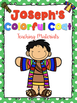 Joseph's Colorful Coat FUN   VBS   Bible Class   Sunday School