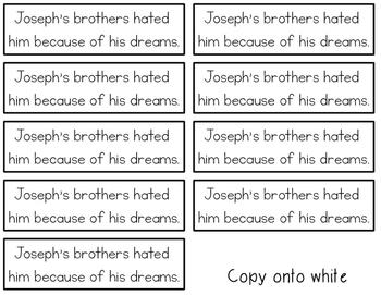 Joseph's Dream Craft