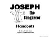 Joseph the Conqueror Handouts