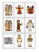 Joseph themed Memory Match printable game. Preschool Bible