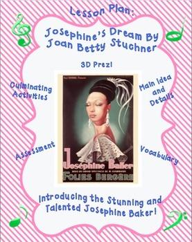 Josephine's Dream Lesson Plan and Prezi