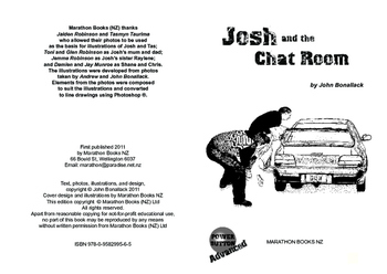 Josh and the Chat Room – Easy-reading mileage for reluctant-reader boys