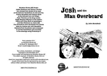 Josh and the Man Overboard – Easy reading mileage for reluctant-reader boys
