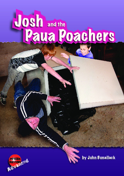 Josh and the Paua Poachers – Easy-reading mileage for reluctant-reader boys
