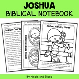 Joshua Bible Lessons Notebook