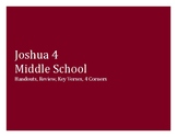 Joshua Chapter 4 Middle School Bible Lesson