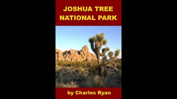 Joshua Tree National Park PowerPoint
