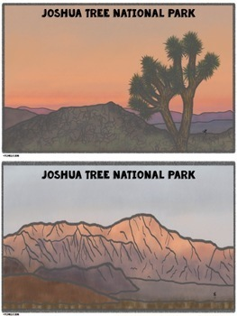 Joshua Tree National Park Research Project