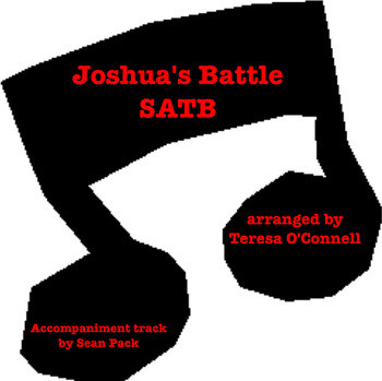 Joshua's Battle by Teresa O'Connell with Accompaniment Track by seanpack.com