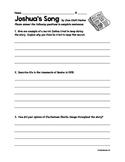 Joshua's Song Final Questions