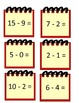 Math-Subtraction - Notepad Subtraction Facts