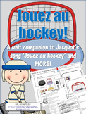 Jouez au hockey - Hockey French Activities