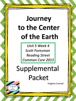 Journey to the Center of the Earth--Supplemental Packet--R