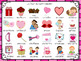 La Saint Valentin: 3 Valentine Themed Vocabulary Games in French