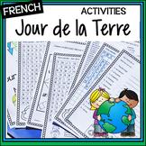 Jour de la Terre - Earth Day Activity