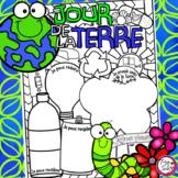 French Earth Day Poster - Jour de la Terre