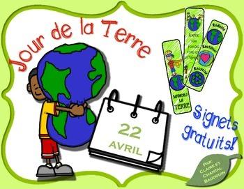 Jour de la Terre :Signets