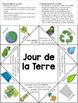 Jour de la Terre cocotte en papier