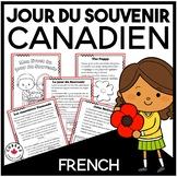 Jour du Souvenir | Remembrance Day Canada FRENCH