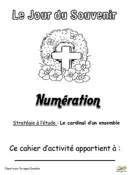 Jour du Souvenir - Numération