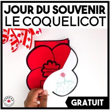 Jour du Souvenir | Le coquelicot | FREE