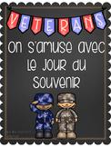 Jour du Souvenir/Remembrance Day