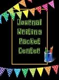 Journal Center