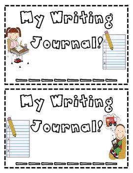 Journal Cover FREEBIE