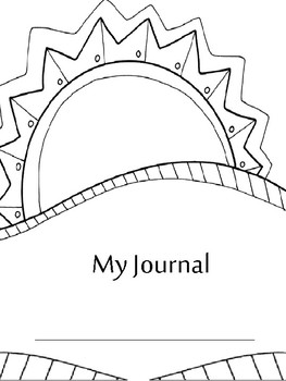 Journal Cover page