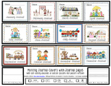 Journal Covers (12 months) Journal paper with Self Edit Checklist at Bottom