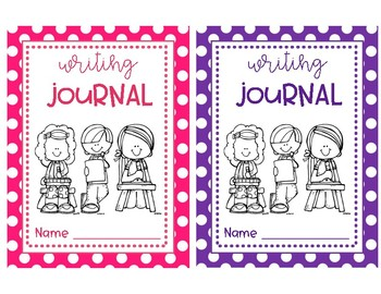 Journal Covers - Brights