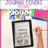 Journal/ Folder Covers- Editable