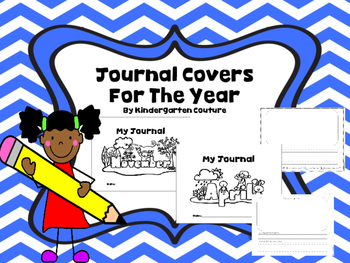 Journal Covers For The Year