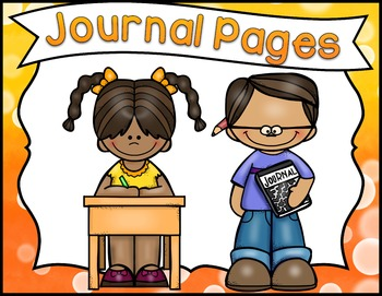 Journal Covers & Pages