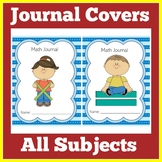 Journal Covers for all Subjects | Journal Cover Sheets | Journal Cover Pages