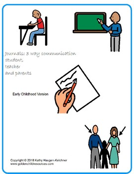 Journal - Early Childhood Version