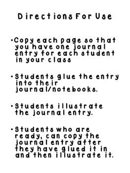 Journal Entries for Beginners