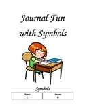 Journal Fun with Symbols
