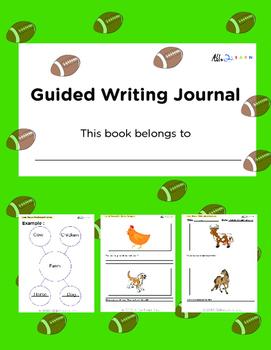 Journal : Guided Journal Boys