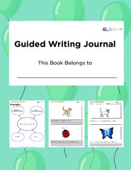 Journal : Guided Journal Girls