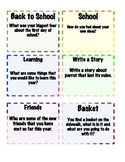 Journal Idea Cards for Every Month!